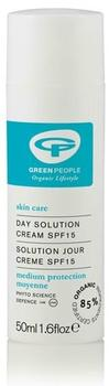 Greenpeople Day solution SPF 15, 50ml.