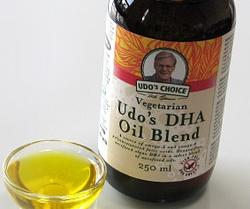 Udo's DHA/EPA Oil Blend 250ml.