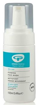 Greenpeople Foaming face wash, 100ml.