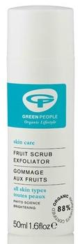 Greenpeople Fruit scrub, 50ml.