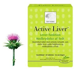 Active liver, 120tab.