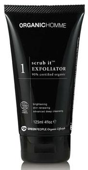 Greenpeople Scrub it facial exfoliator nr. 1, 125ml.