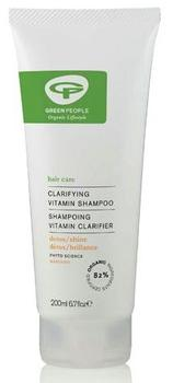 Greenpeople Vitamin shampoo, 200ml.