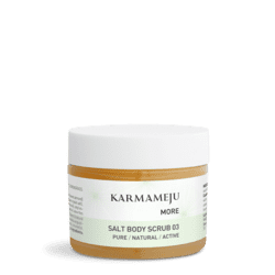 Karmameju MORE Exfoliating Saltbalm/scrub 03, 50ml.
