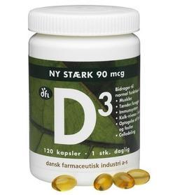 Nye D-Vitamin - Køb D3-Vitamin på Tilbud online EP-98