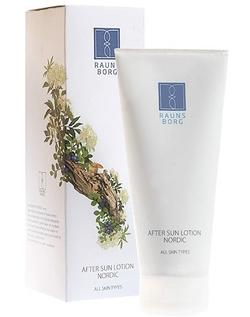 Raunsborg Aftersun lotion, 200ml.