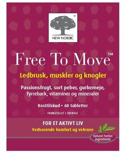 Free to move, 60tab.