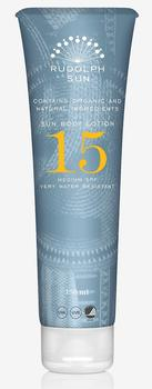 Rudolph Care Sun Body Lotion SPF 15, 150ml.