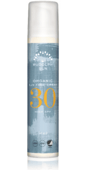 Rudolph Care Sun Face Creme SPF 30, 50ml.