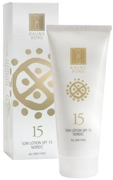 Raunsborg Sun lotion SPF 15, 200ml