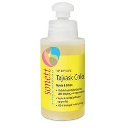 Sonett Tøjvask color mynte&citron, 120ml.