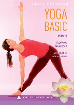 Yoga DVD for begyndere og let øvede.