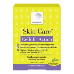 Skin Care Cellufit Action, 60tab.