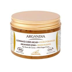 ARGANDIA Argan Body scrub Orange Blossom, 150ml.