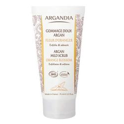 ARGANDIA Face Scrub Orange Blossom, 75ml.