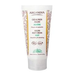 ARGANDIA Foot Cream Mint, 75ml.