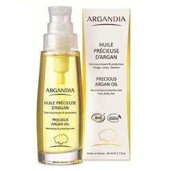 ARGANDIA Organic Pure Precious Argan oil, 50ml.