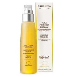 ARGANDIA Organic Pure Precious Argan oil, 125ml.