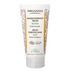 ARGANDIA Purirying Face Mask Mint, 75ml.