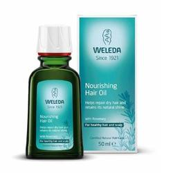 Weleda Hair oil nourishing, 50ml.