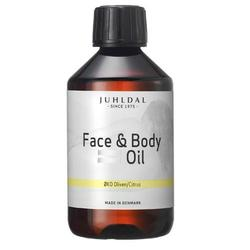 Juhldal Face & Body Oil oliven/citrus, 100ml.
