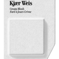 Kjær Weis Creme Blush Refill, Suntouched