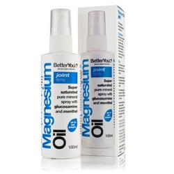 NordicHealth Magnesium Spray Ledsmerte, 100ml.