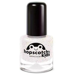 Scotch Natural Top coat med glimmer, 7ml.