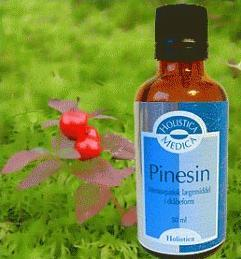 Holistica Pinesin, 50ml.