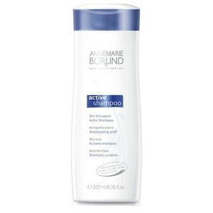 Annemarie Börlind Shampoo active til skæl, 200ml.