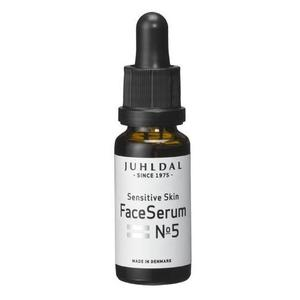 Juhldal FaceSerum No 5 Sensitive Skin, 20ml.