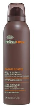 Nuxe Men Anti-Irritation Shaving Gel, 150ml.