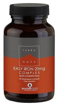 Terranova Easy iron 20 mg, 50kap.