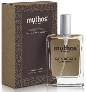 Mythos Eau de toilette for men Cedarwood, 50ml.