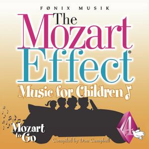 CHILDREN 4 - MOZART TO GO