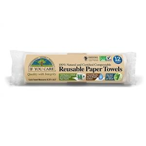 If you care Reusable paper towels 1 stk.