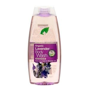 Dr. Organic Bath & Shower Lavender 250ml.