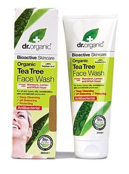Dr.Organic Skin lotion Tea Tree 200ml.