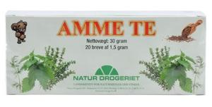 Amme te 8407, 20br.