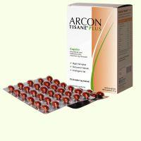 Arcon Tisane Plus, 180 kapsler