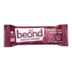 Beond Organic Raw Acai Berry Bar Ø, 35 g
