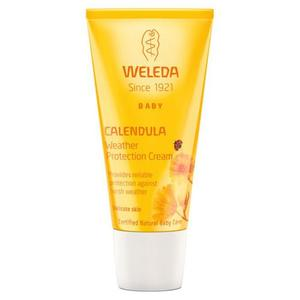 Calendula Weather Protection Cream Mamma og Baby Weleda, 30 ml