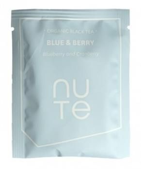 NUTE Blue & Berry Teabags 10 stk.
