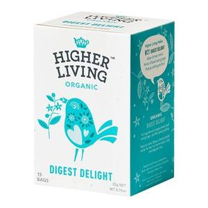 Digest Delight te Ø Higher Living, 15 br