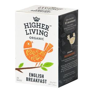 English Breakfast te Ø Higher Living, 20 br