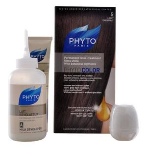 Light Chestnut - 5 Phytocolor, 100 ml