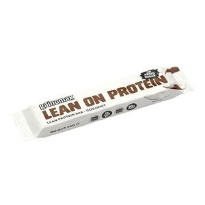 Gainomax Lean on Protein bar - kokos, 50 g.