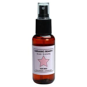 Organic Beauty face mist, 100 ml.