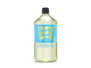 BETTER WASH Sportsvask, 1000ml.