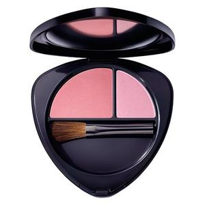 Dr.Hauschka Blush duo 02 dewy peach, 5 g